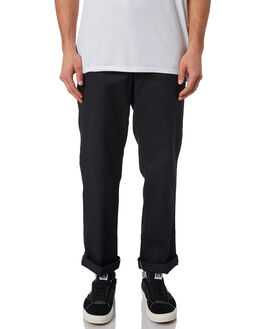 BLACK MENS CLOTHING DICKIES PANTS - WP873BLK