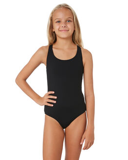 BLACK KIDS GIRLS RIP CURL SWIMWEAR - JSIDU10090