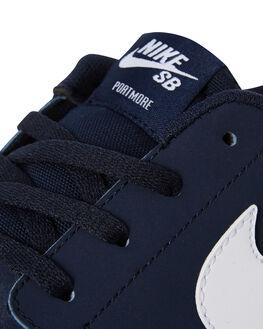 OBSIDIAN WHITE WOMENS FOOTWEAR NIKE SNEAKERS - SS880266-400W