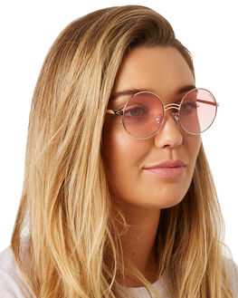 c2ef424a84 ... PINK GOLD WOMENS ACCESSORIES MINKPINK SUNGLASSES - MNP1808222GLD