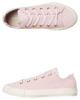 PINK KIDS GIRLS CONVERSE SNEAKERS - 363696PINK