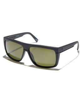 BLACK MATTE GREY MENS ACCESSORIES ELECTRIC SUNGLASSES - EE12801042BLKMG
