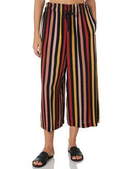 MULTI WOMENS CLOTHING VOLCOM PANTS - B1131902MLT
