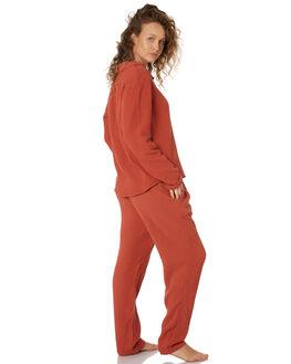 RUST WOMENS CLOTHING SWELL SOCKS + UNDERWEAR - S8189422RUST