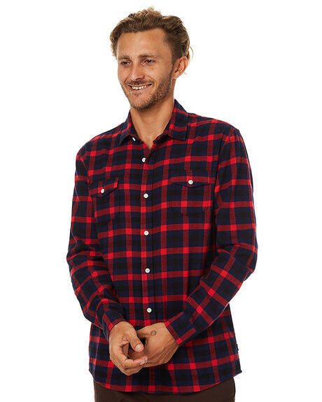 BRICK MENS CLOTHING SWELL SHIRTS - S5173168BRK