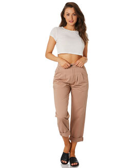 LATTE WOMENS CLOTHING RUSTY PANTS - PAL1105LAT