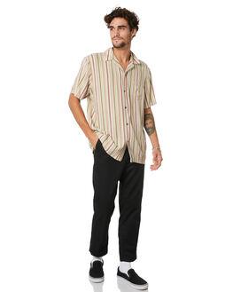 BONE MENS CLOTHING BANKS SHIRTS - WSS0114BNE