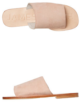 PINK WOMENS FOOTWEAR JAMES SMITH SLIDES - 9241225PINK
