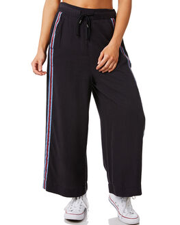 BURGUNDY WOMENS CLOTHING BILLABONG PANTS - 6581411BUR