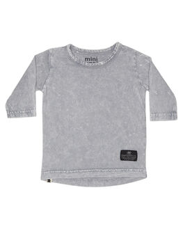 ACID GREY KIDS BABY MUNSTER KIDS CLOTHING - MI172TL10AGRY