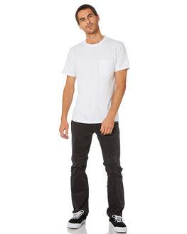 ASPHALT BLACK MENS CLOTHING VOLCOM PANTS - A1141801ASB