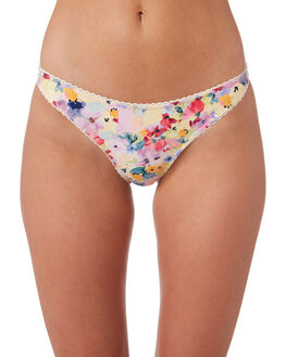 TUTTI FRUTTI WOMENS SWIMWEAR PEONY SWIMWEAR BIKINI BOTTOMS - SP19-064-TUT