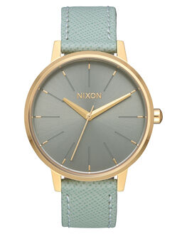 LIGHT GOLD AGAVE WOMENS ACCESSORIES NIXON WATCHES - A1082814