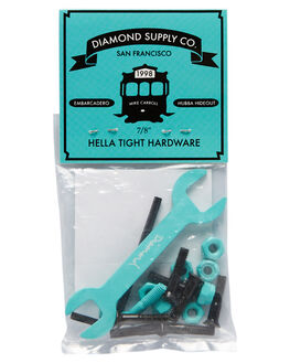 TEAL BOARDSPORTS SKATE DIAMOND SUPPLY CO ACCESSORIES - 016009016TEA