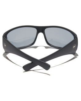 MATT BLACK MENS ACCESSORIES CARVE SUNGLASSES - 1483MTBLK