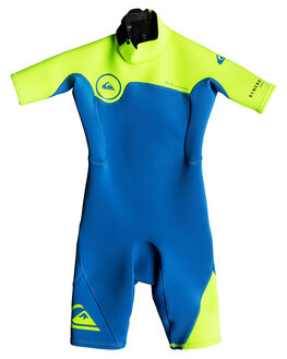 SQUALE BLUE SAFETY BOARDSPORTS SURF QUIKSILVER TODDLER BOYS - EQKW503000XBYY