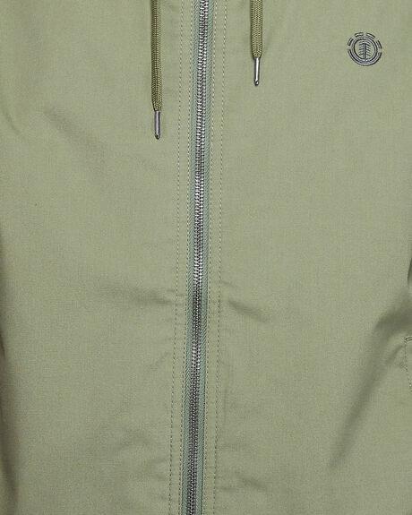 SURPLUS MENS CLOTHING ELEMENT JACKETS - EL-107460-S87