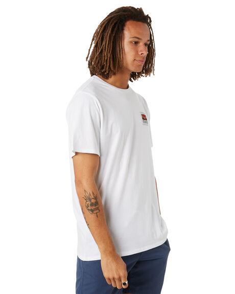 WHITE MENS CLOTHING DEPACTUS TEES - D5194002WHITE