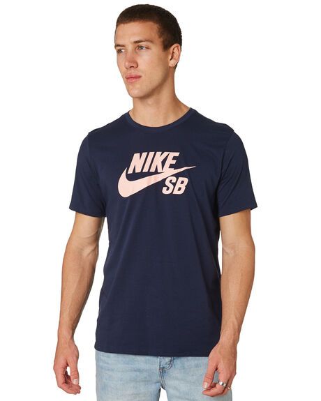 OBSIDIAN MENS CLOTHING NIKE TEES - 821946462