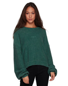 DARK ARMY WOMENS CLOTHING RVCA KNITS + CARDIGANS - RV-R207361-3DA
