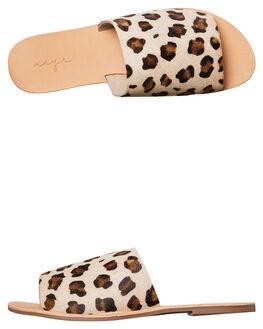 LEOPARD WOMENS FOOTWEAR URGE FASHION SANDALS - URG17028LEO
