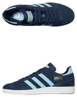 NAVY GOLD MENS FOOTWEAR ADIDAS ORIGINALS SKATE SHOES - BY3967NVY