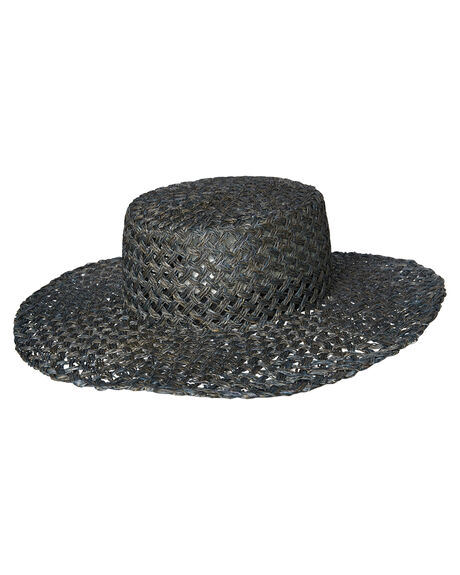 NAVAL GREY OUTLET WOMENS RUSTY HEADWEAR - HHL0496NVG