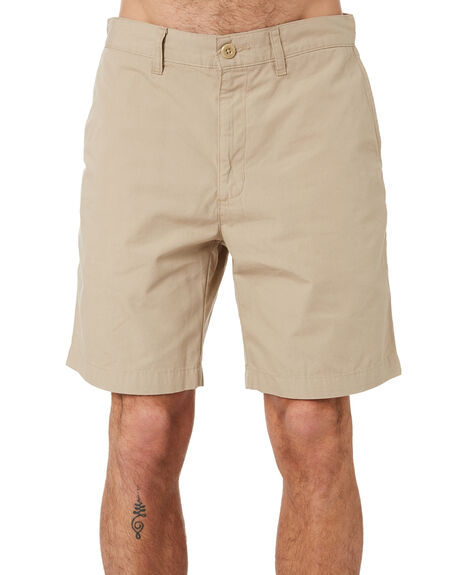EL CAP KHAKI MENS CLOTHING PATAGONIA SHORTS - 57675ELKH