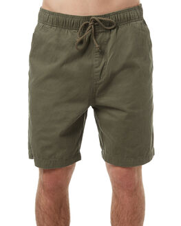 RIFLE GREEN MENS CLOTHING RUSTY SHORTS - WKM0856RFG