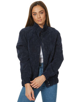 MIDNIGHT BLUE WOMENS CLOTHING THE FIFTH LABEL JACKETS - TX170421JBLU