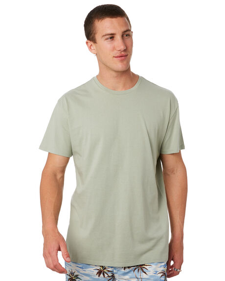 DUSTY MINT OUTLET MENS SWELL TEES - S5173005DMIN