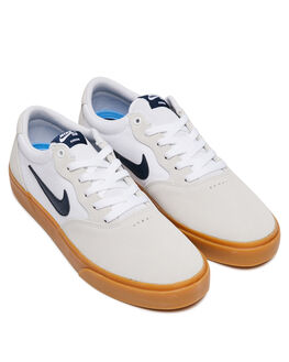 WHITE MENS FOOTWEAR NIKE SNEAKERS - CD6278-100