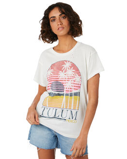 COOL WIP WOMENS CLOTHING BILLABONG TEES - 6595130CWP