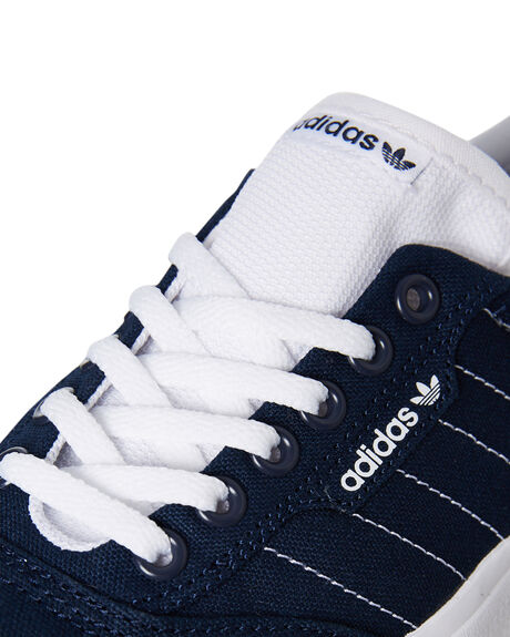 COLLEGIATE NAVY WOMENS FOOTWEAR ADIDAS SNEAKERS - SSEE6091CNVYW