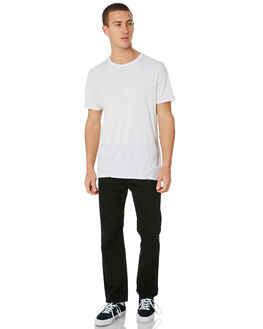 BLACK RINSE MENS CLOTHING LEVI'S JEANS - 50516-0019BLK