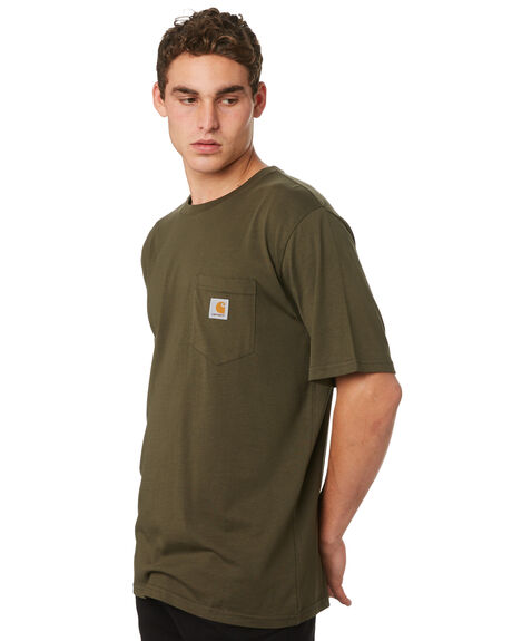CYPRESS MENS CLOTHING CARHARTT TEES - I022091CPRS
