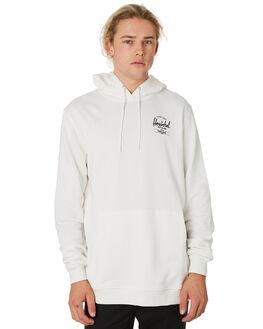 BLANC DE BLANC BLACK MENS CLOTHING HERSCHEL SUPPLY CO JUMPERS - 50033-00268BLANC