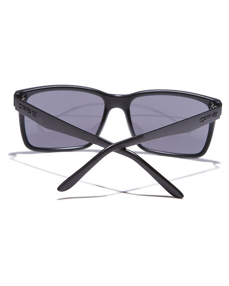 MATT BLACK MENS ACCESSORIES CARVE SUNGLASSES - 3351MTBLK