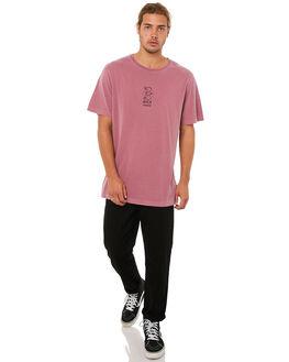 ROSE MENS CLOTHING RVCA TEES - R183043ROSE