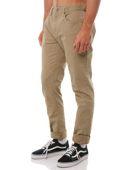 WOOD MENS CLOTHING RVCA PANTS - R343271WOO
