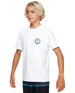 WHITE BOARDSPORTS SURF BILLABONG BOYS - BB-8791508-WHT
