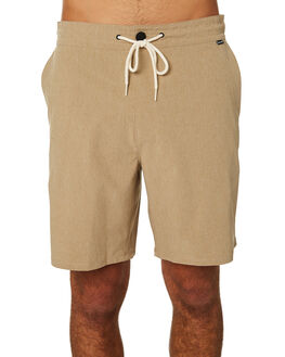 KHAKI MENS CLOTHING HURLEY SHORTS - AV6231235