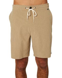 KHAKI MENS CLOTHING HURLEY SHORTS - AV6231235