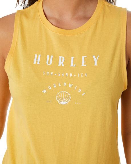 CAVIAR WOMENS CLOTHING HURLEY SINGLETS - HAGSI21SOHCAV