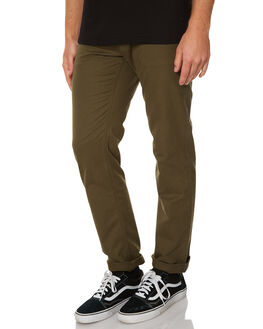 MILITARY MENS CLOTHING VOLCOM PANTS - A1111703MIL