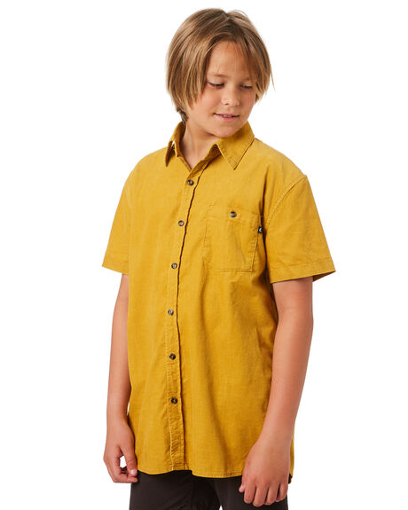 GOLDEN OUTLET KIDS RUSTY CLOTHING - WSB0220GLD