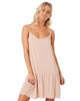 STRIPE WOMENS CLOTHING ELWOOD DRESSES - W83721-A7B