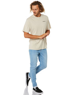 PUMICE FITZROY TARP MENS CLOTHING PATAGONIA TEES - 38525PUFT