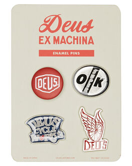 MULTI MENS ACCESSORIES DEUS EX MACHINA OTHER - DMA97854MUL