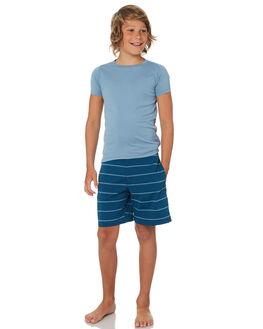 BLUE GREY BOARDSPORTS SURF HURLEY BOYS - AO2120-424